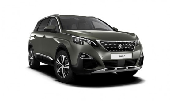 peugeot - 5008 allure 1.2 puretech 130 eat8