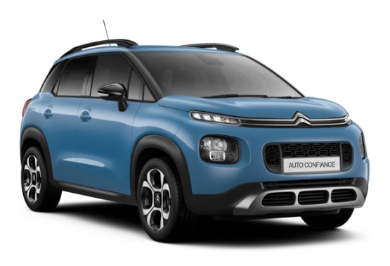 citroën - c3 aircross feel bluehdi 100cv stop and start