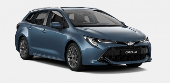 toyota - corolla touring sport collection 2.0 hybrid 180cv ecvt