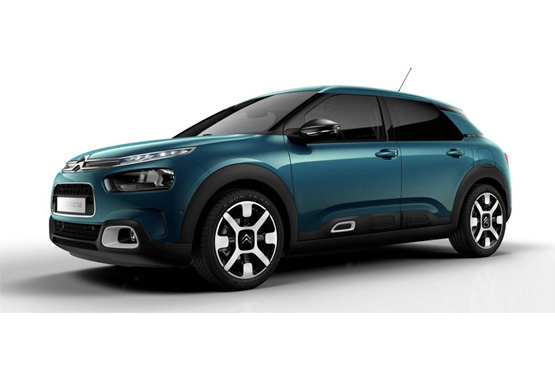 nouveau c4 cactus - feel 1.2 puretech 110cv stop and start
