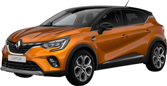 nouveau captur - intens energy tce 120cv