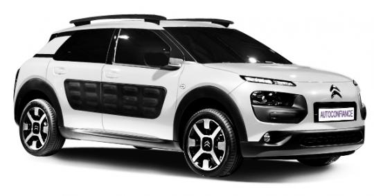 achat citroen c4 cactus shine evti 82 cv etg neuve. Black Bedroom Furniture Sets. Home Design Ideas