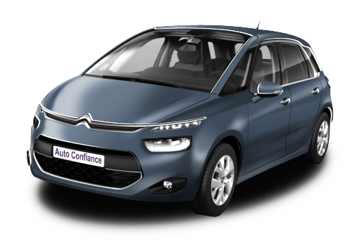 achat citroen c4 picasso 5 places exclusive 1 6 bluehdi