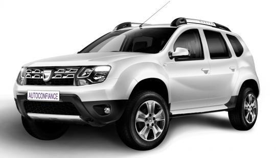 achat dacia duster 4x2 prestige edition 2016 1 5 dci 110cv. Black Bedroom Furniture Sets. Home Design Ideas