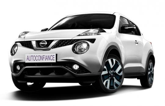 mandataire auto nissan nouveau juke 4x2. Black Bedroom Furniture Sets. Home Design Ideas