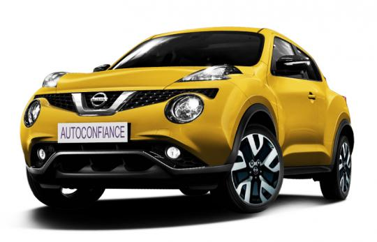 achat nissan nouveau juke 4x2 n connecta 1 6 117cv xtronic. Black Bedroom Furniture Sets. Home Design Ideas